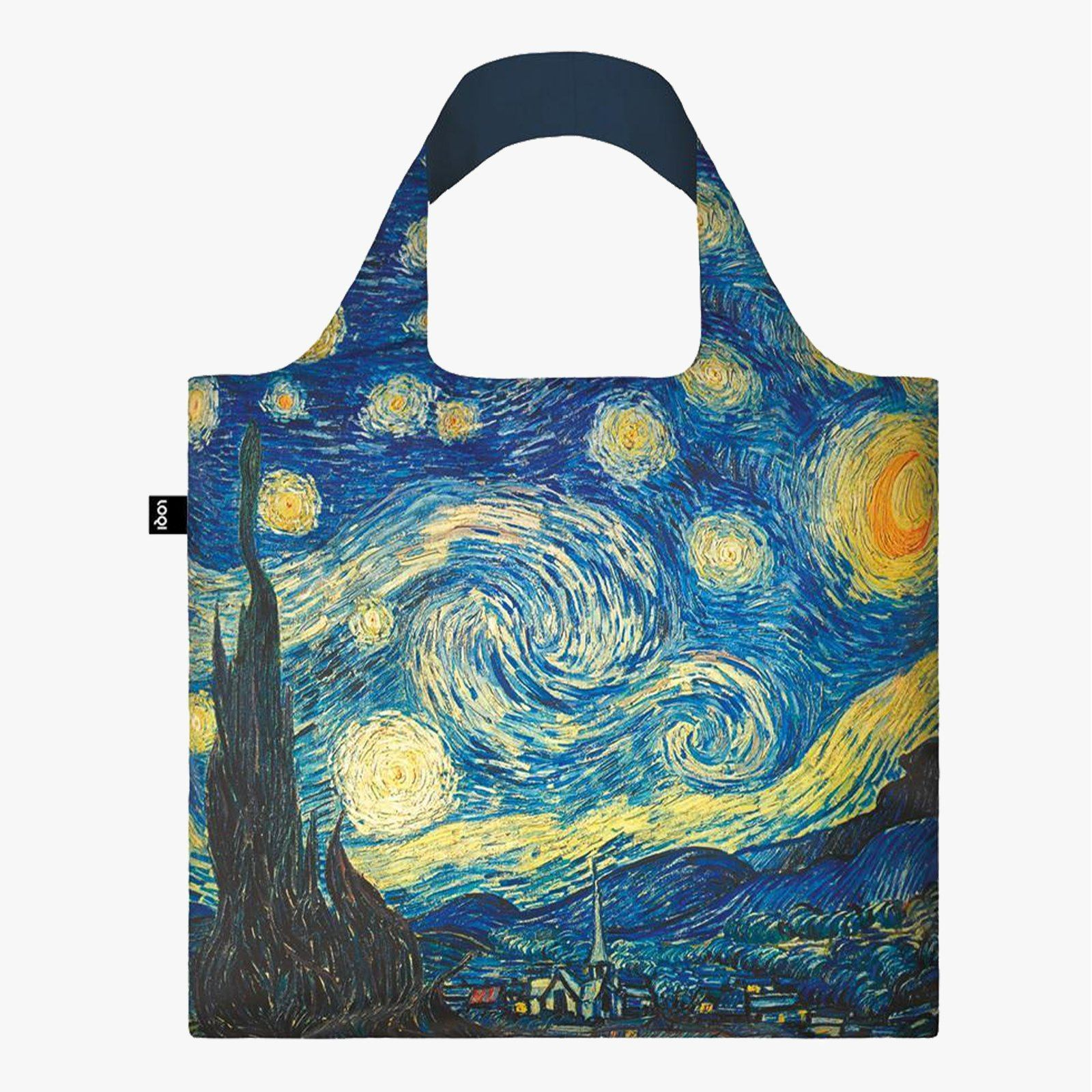 Starry Night Tote Bag by LOQI