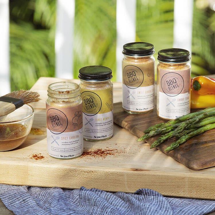 Kit Sauces & Marinades pour Barbecue