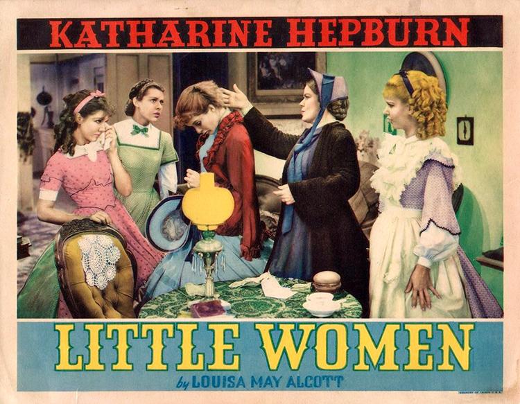 Little Women with Katharine Hepburn the Movie