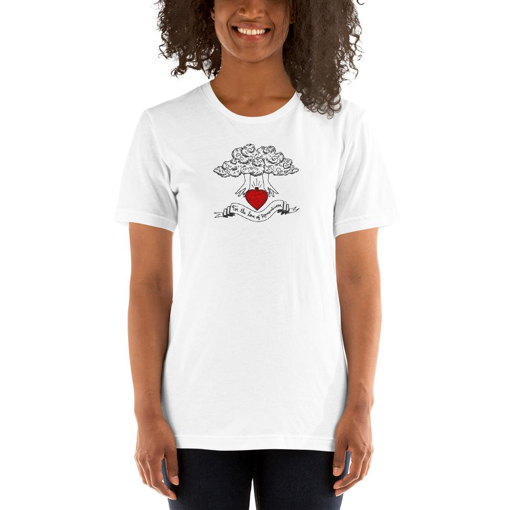 For the Love of Romanticism Shirt