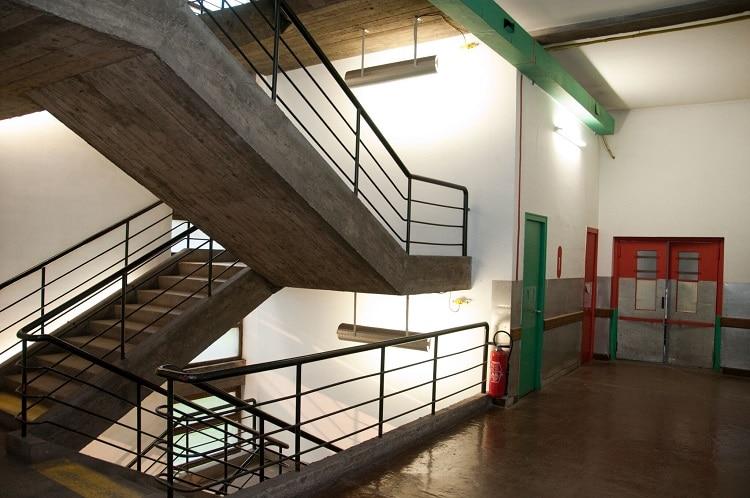 intérieur de l'usine Claude et Duval