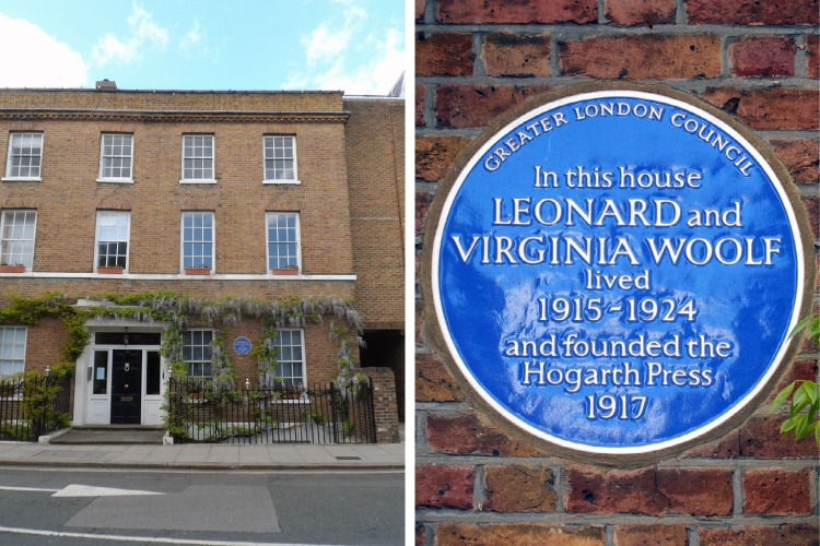 Hogarth Press Fondée par Virginia et Léonard Woolf