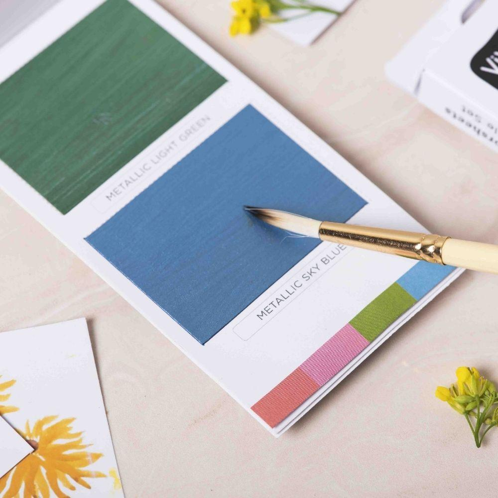 Viviva Spring Colorsheets