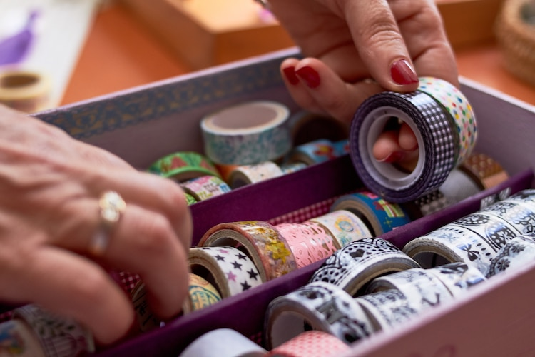 Collection of Washi Tape