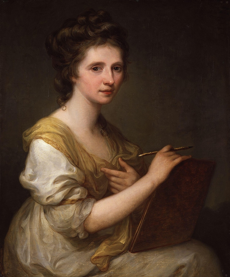 Women Painters & Pioneers of the 18th and 19th Centuries