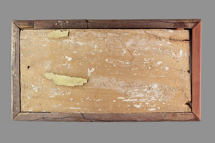 Egyptian Writing Board for Apprentice Scribe