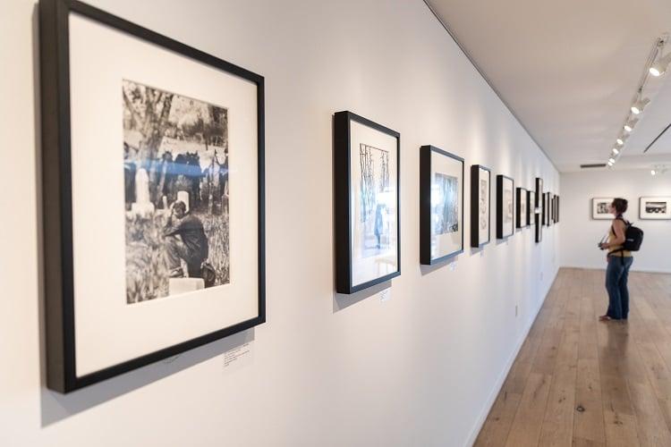 Exposition d'Henri Cartier-Bresson