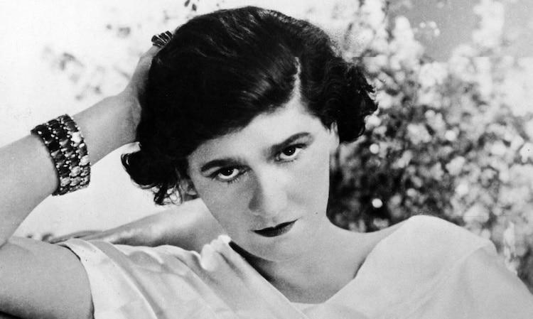 Portrait Coco Chanel