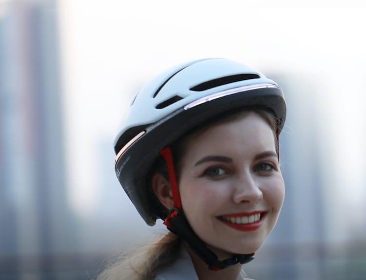 EVO21 Bike Helmet Front View