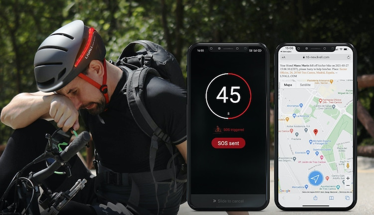 LIVALL Cycle App