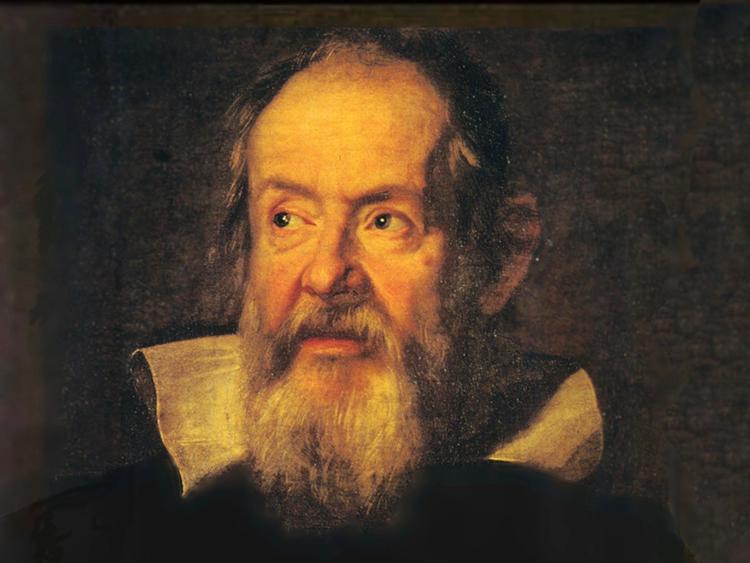 Galilée et son téléscope