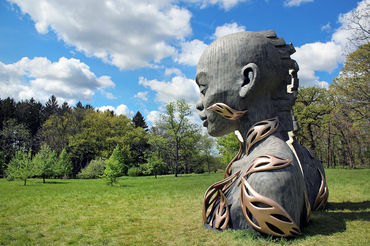 Heartwood Sculpture by Daniel Popper