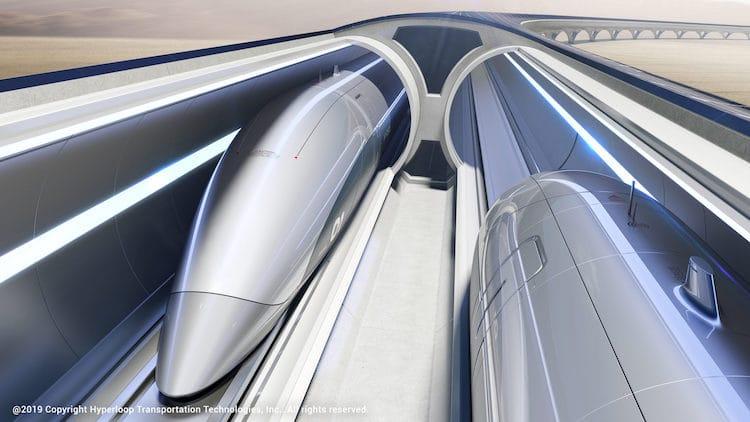 HyperloopTT System