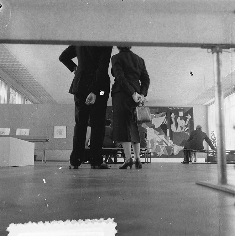 Exposition regroupant des œuvres de Picasso et Rodin
