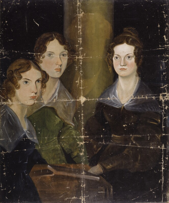 The Bronte Sisters Charlotte, Anne, and Emily Novelists