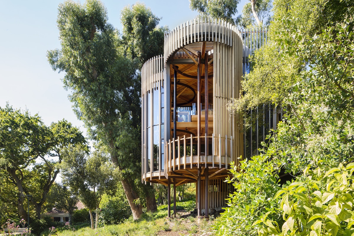 Cape Town Treehouse by Malan Vorster