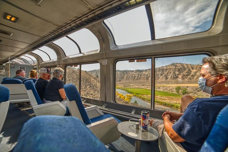 Amtrak USA Rail Pass Deal 2021