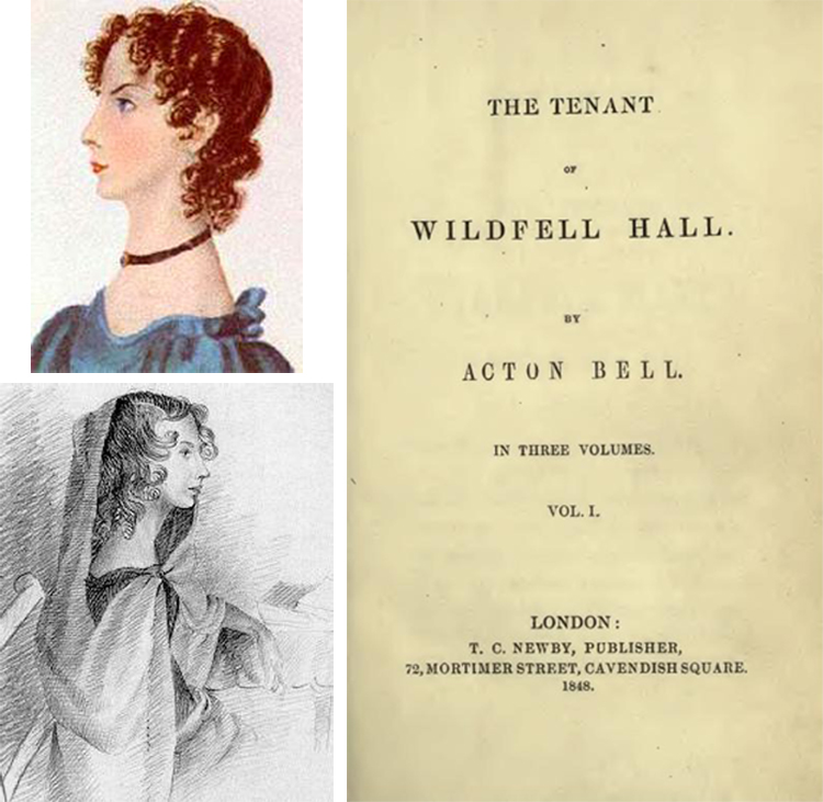 Anne Bronte The Tenant of Wildfell Hall Novel