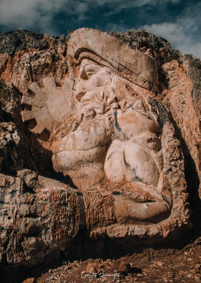 Apukanag Tianan Abode of the Gods in Cusco Peru