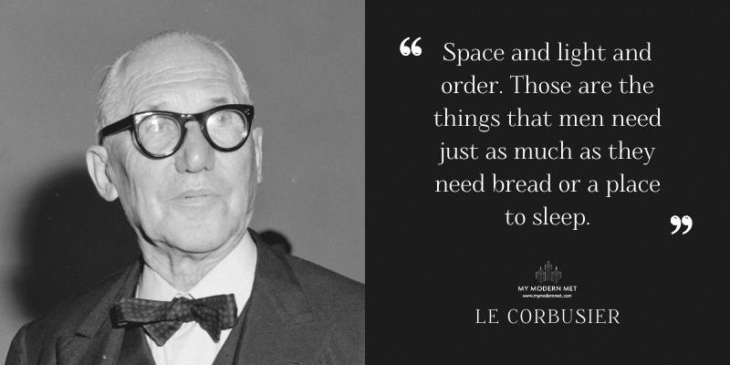 Le Corbusier Architecture Quote