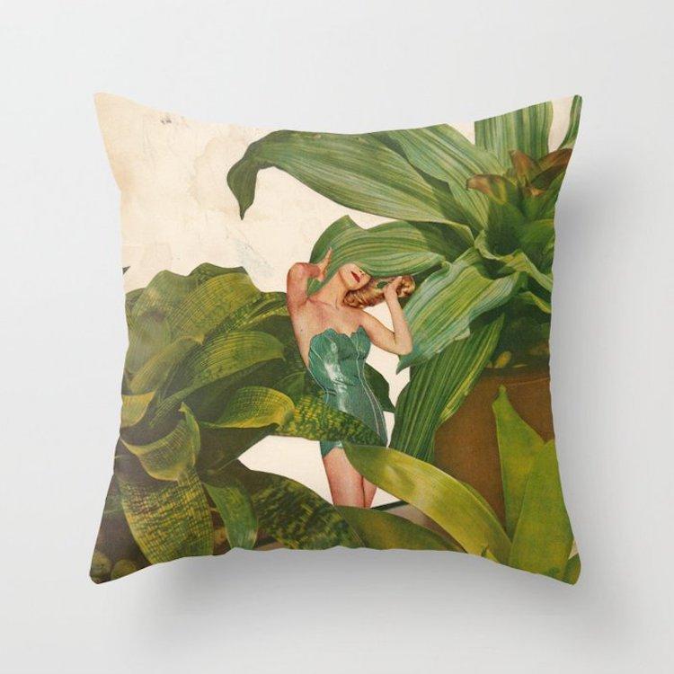 Foliage Pillow