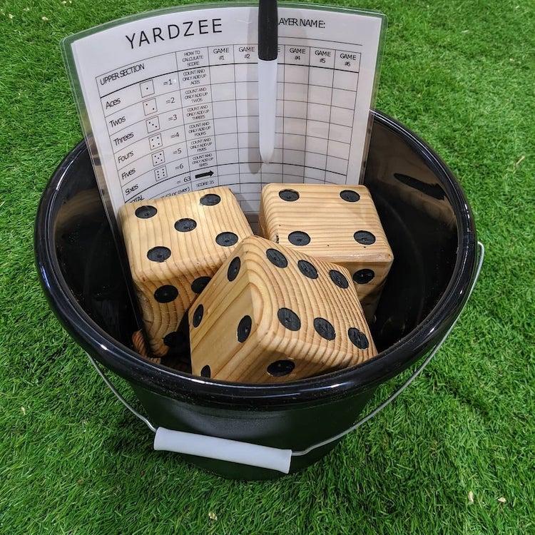 Yardzee Game