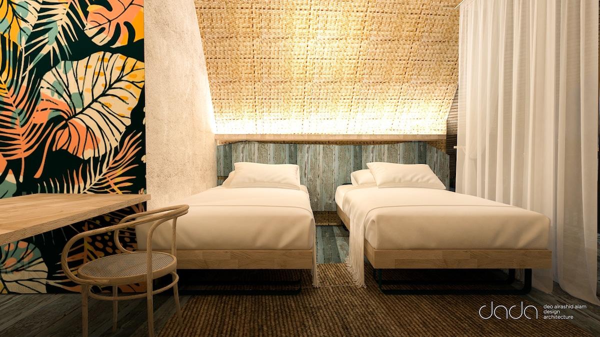 Bihing Tahik Resort Interior Rendering