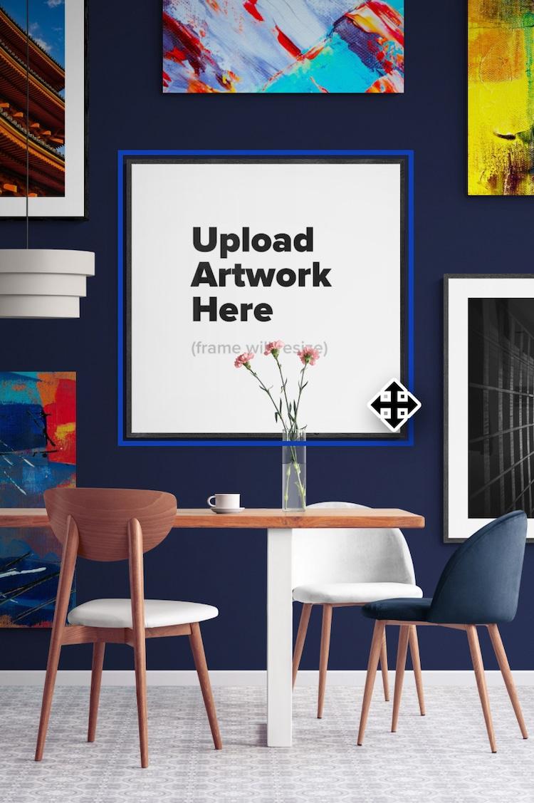 Wall Art Visualizer Online