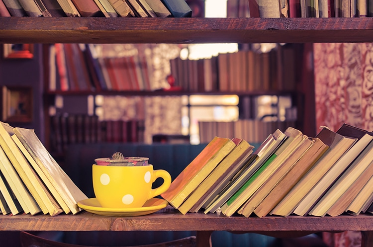 DIY How to Shelve Your Books on Bookshelves or Bookcases