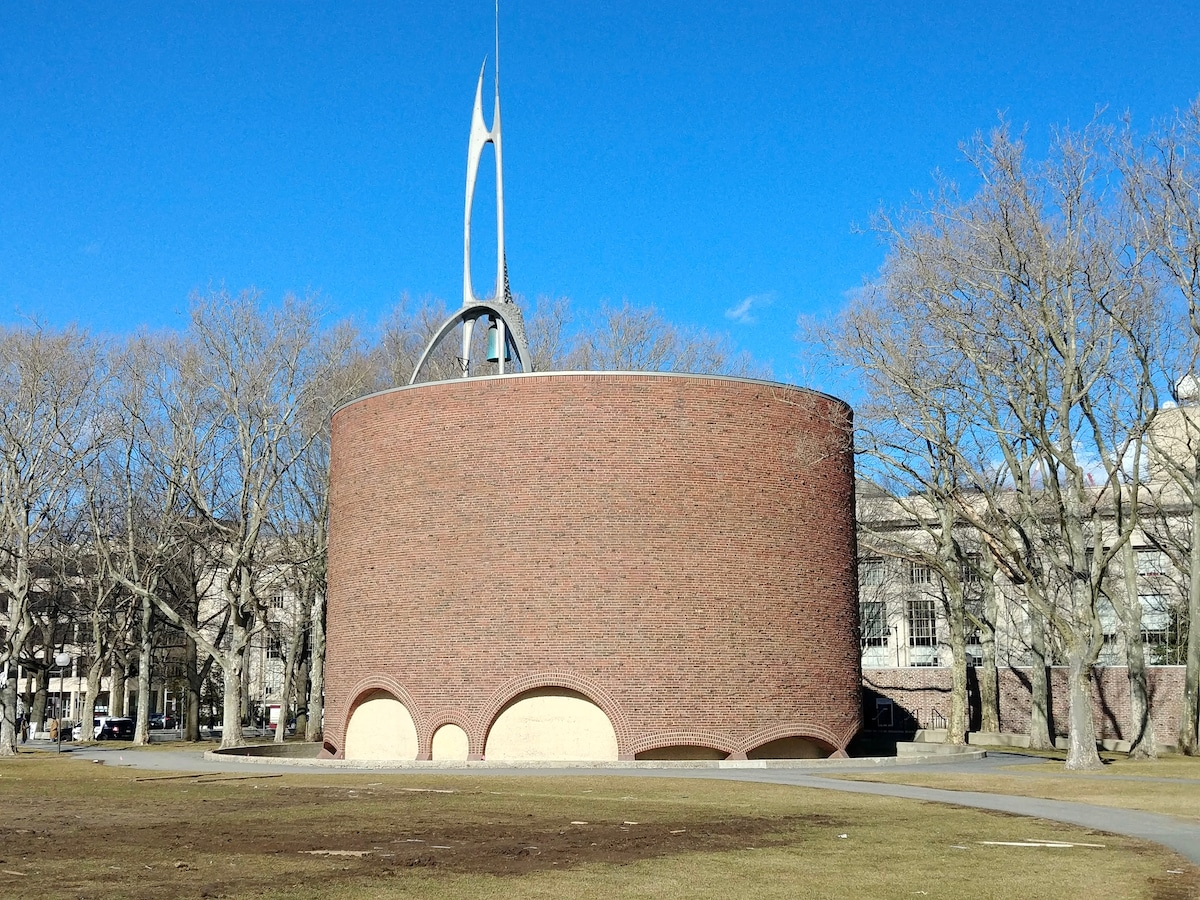 MIT Chapel by Eero Saarinen