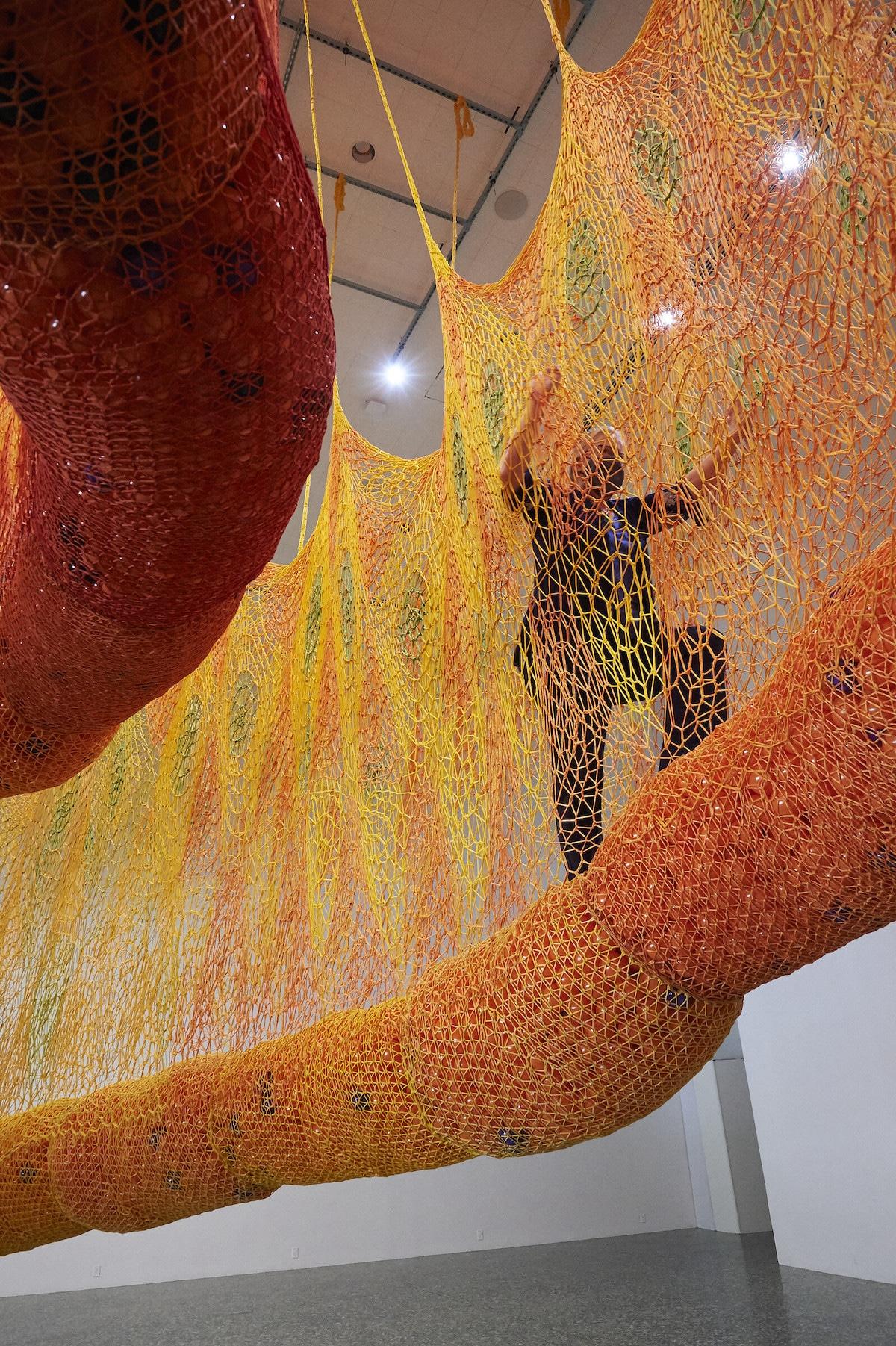 Immersive Art Installation