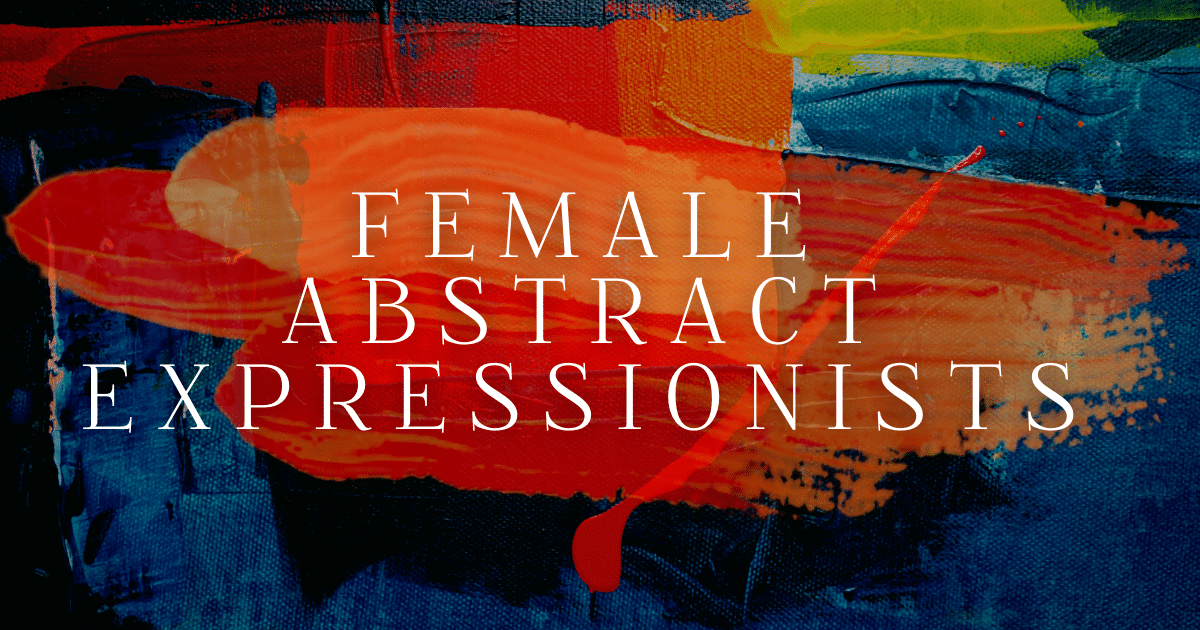 Photo of Get to Know the Unsung Female Artists of Abstract Expressionism [Infographic]