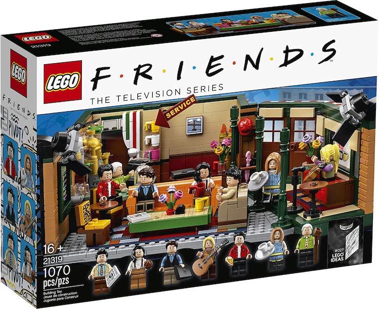 Central Perk Lego Set