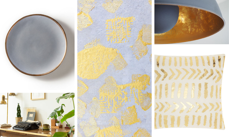 Gold Leaf Crafts To Try