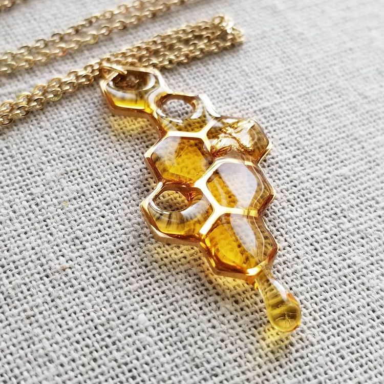 Honey Jewelry by Charming Little Fox