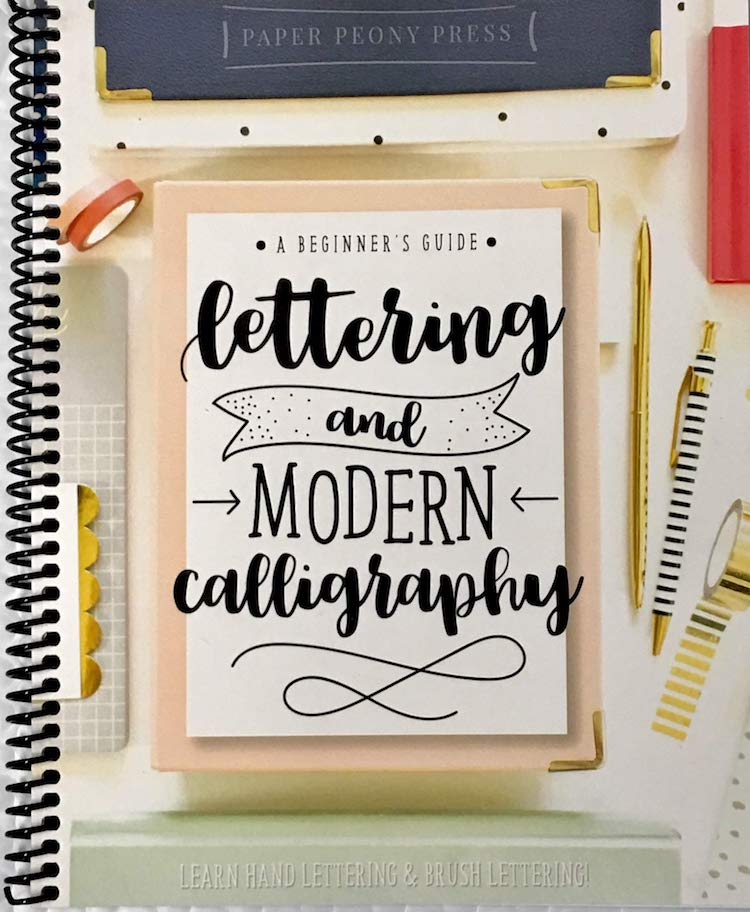 Lettering and Calligraphy Workbook