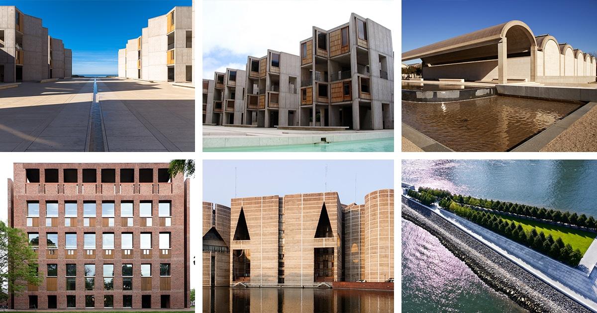 Architecture of Louis Kahn