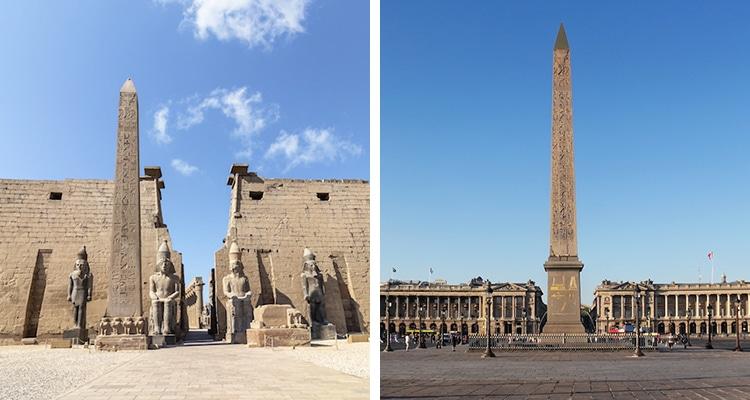 Luxor Obelisks
