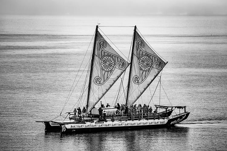 Vaka Moana Canoe Boat