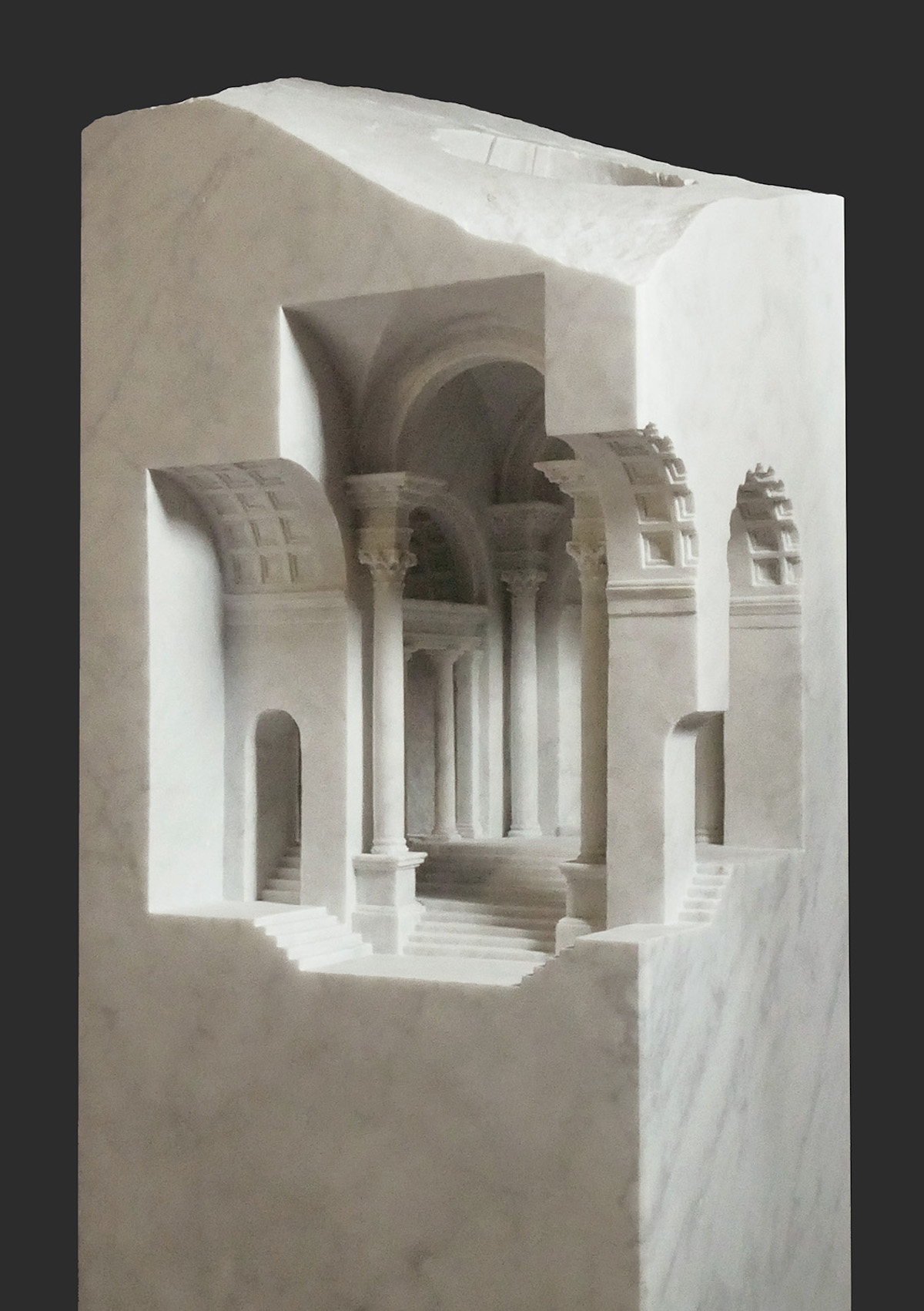 Architectural Carving by Matthew Simonds