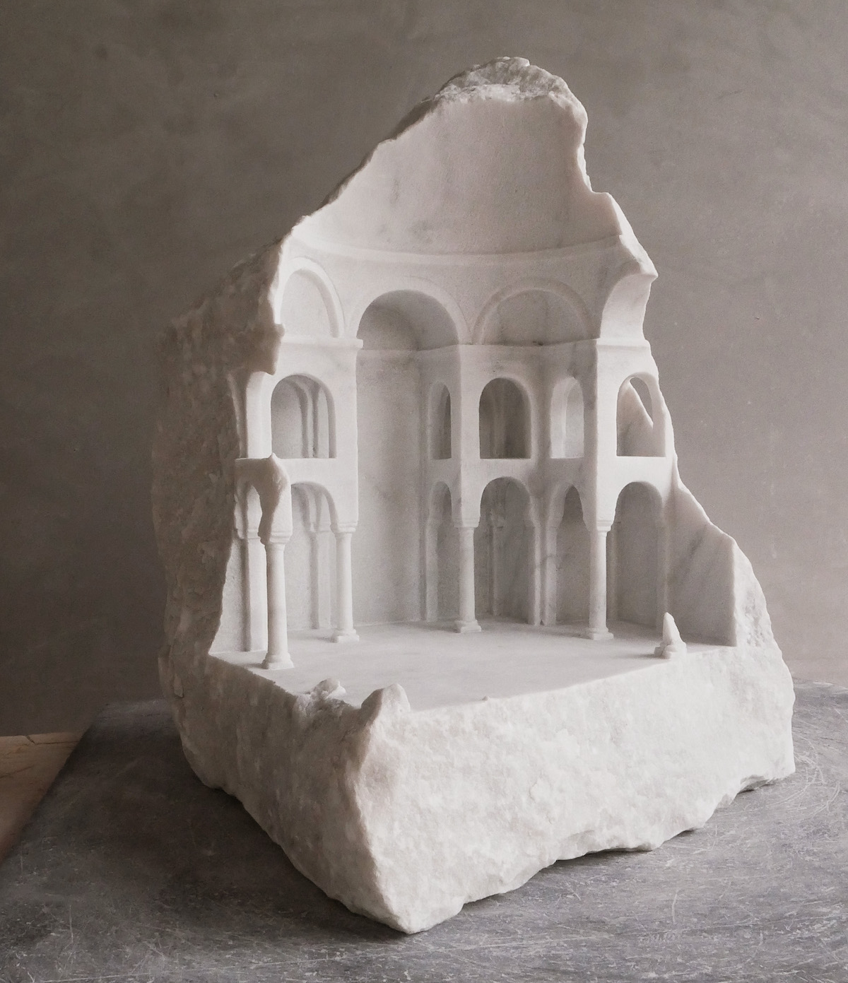 Stone Carving by Matthew Simmonds