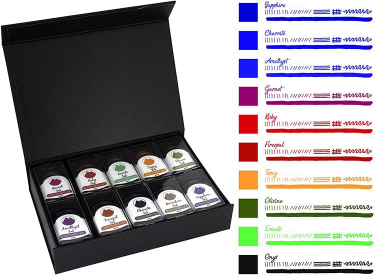 Monteverde Colorful Inks Set