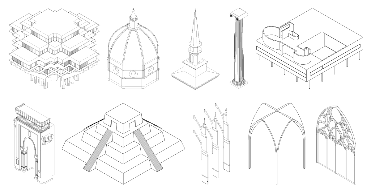 100 Architecture Terms to Help You Describe Buildings Better