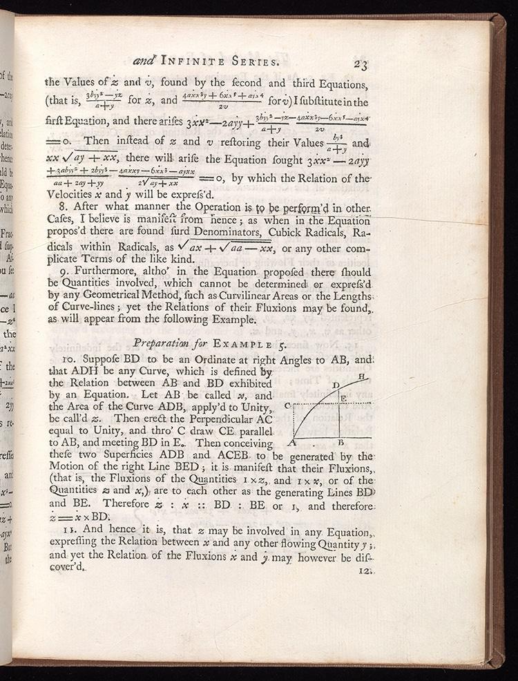 Traité de la méthode des fluxions et des séries infinies.
