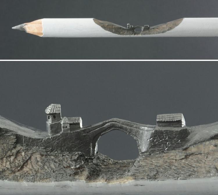 Jasenko Dordevic Pencil Art