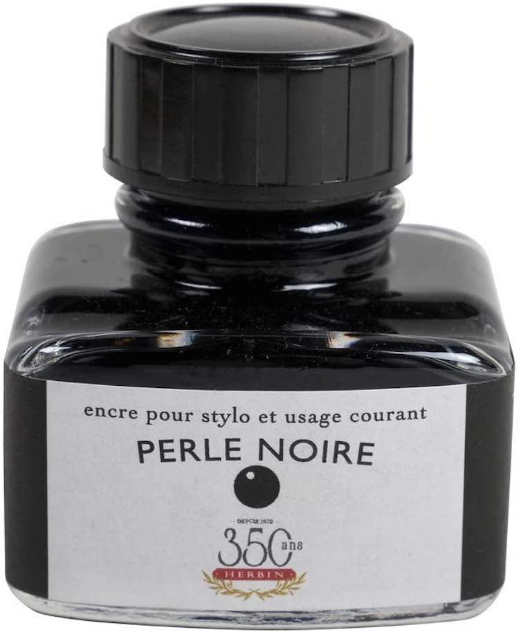 Perle Noire Black Fountain Pen Ink