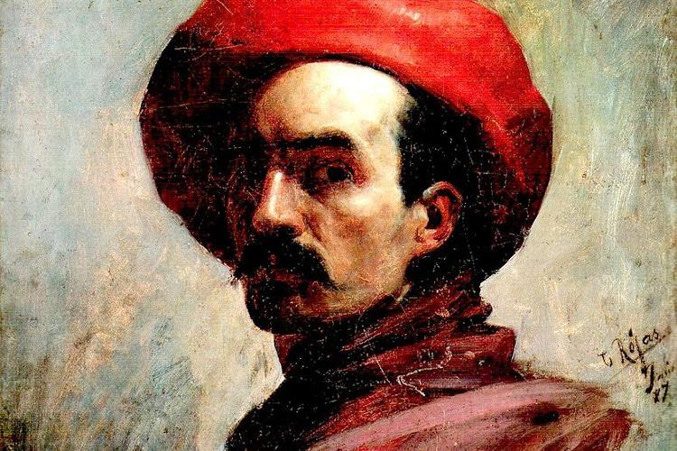 cristobal rojas, uno de los pintores venezolanos