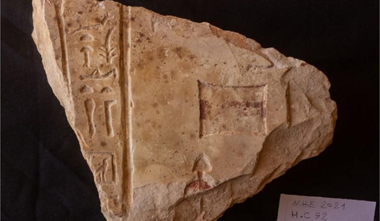 Pottery Fragments Found Near the Al-Hamidiyah necropolis in Egypt