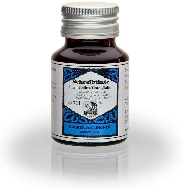Rohrer & Klingner Blue Ink