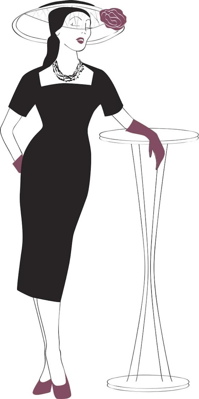 La Petite Robe Noire